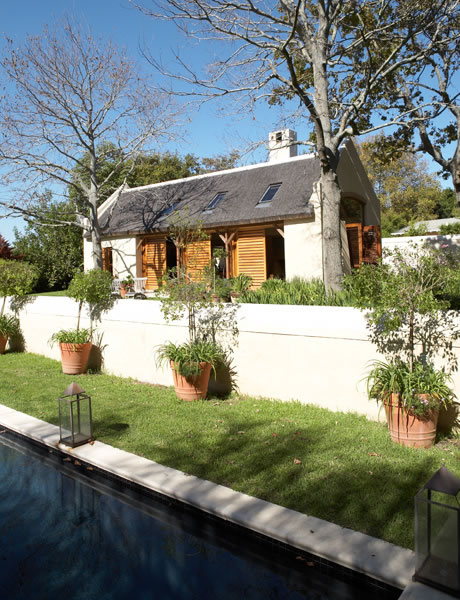 Simon Mccullagh Architects Cape Vernacular Style